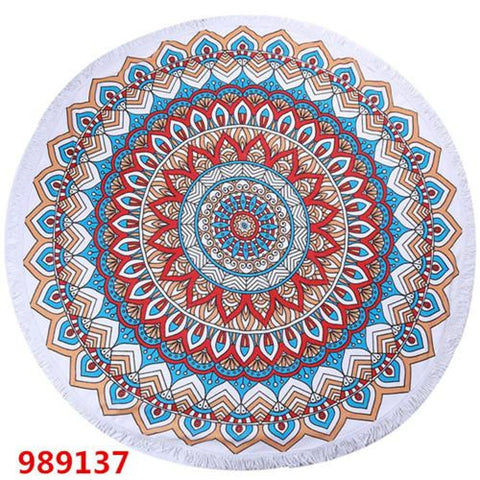 Image of Round Towel - 989137 - Towel