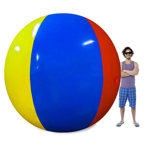 Image of The Beach Behemoth Giant 12-Foot Beach Ball - Beach Gear