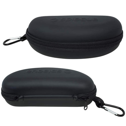 Waterproof Sunglasses Case - Black