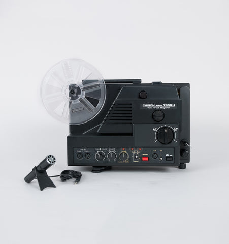 Chinon 7800H Sound Super 8 Projector