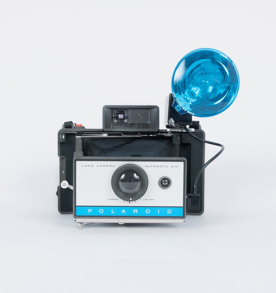 Polaroid Automatic 210 Land Camera