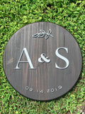Wedding Guestbook/Wood Sign