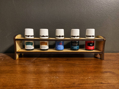 Essential Oil holder- Single row