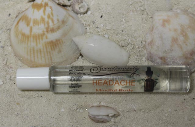 Headache Mindful Body Scents For Senses