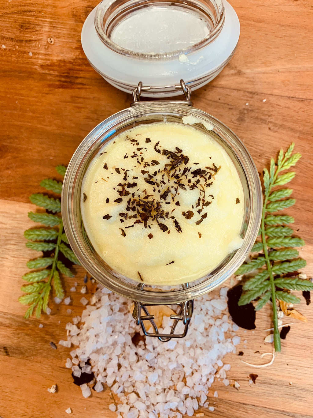 Meditation Body Butter Scrub