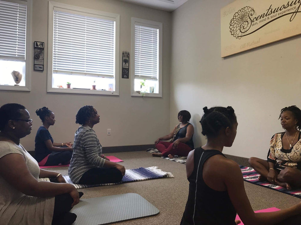 POP UP Mindful Yoga by Scentsuosity