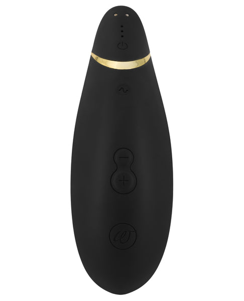 Womanizer Premium - Black/Gold