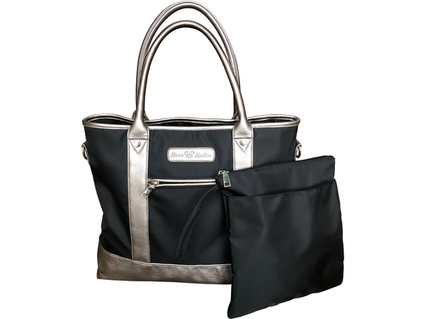 Alex Diaper Bag by Mama Martina - Black