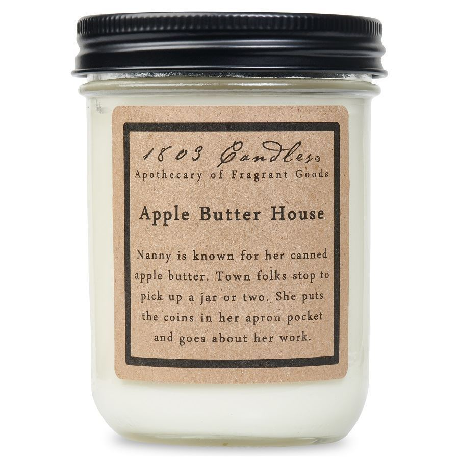 1803 Candle: Apple Butter House