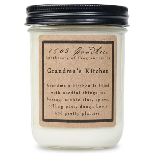 1803 Candle: Grandma's Kitchen