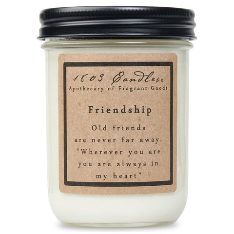 1803 Candle: Friendship