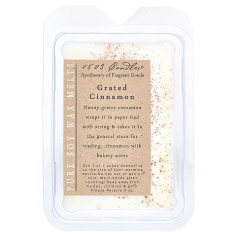 1803 Melt: Grated Cinnamon