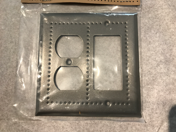 Switch Plate Border GFDT