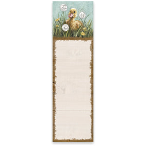 List Notepad - Duckling