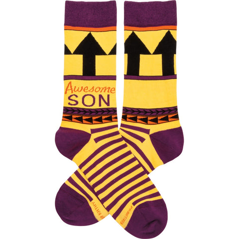 Socks - Awesome Son