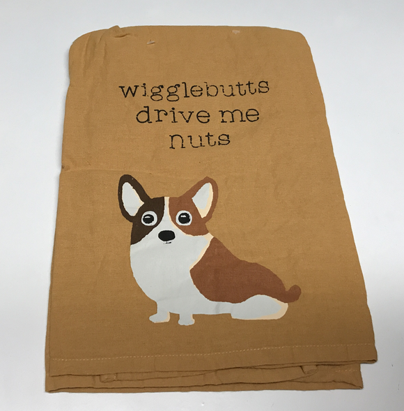 Wigglebutts Towel