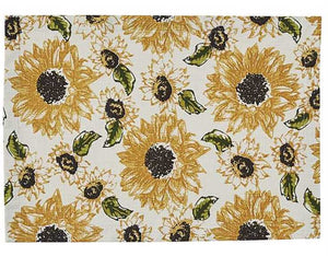 Rustic Sunflower Placemat