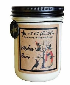 1803 Candle: Witches Brew
