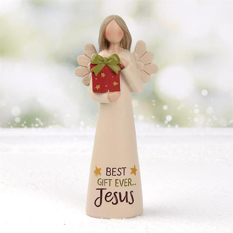 """BEST GIFT"" CHRISTMAS ANGEL"