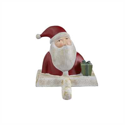 Santa Stocking Hanger