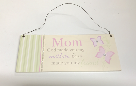 God Made You My Mother Ornament