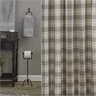 Weathered Oak Shower Curtain
