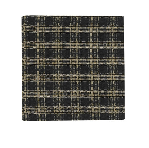 STURBRIDGE DISHCLOTH - BLACK