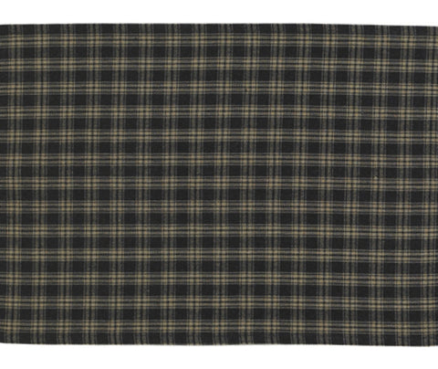 "STURBRIDGE LINED PANEL - 84""L - BLACK"
