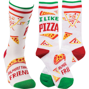 Socks - I Like Pizza As More Than A Friend