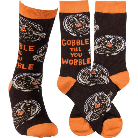 Socks - Gobble Till You Wobble