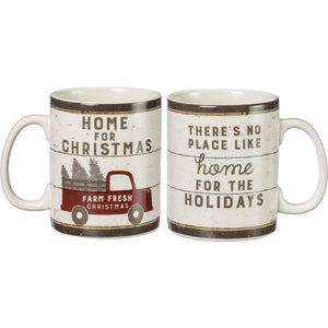Mug- Home For Christmas