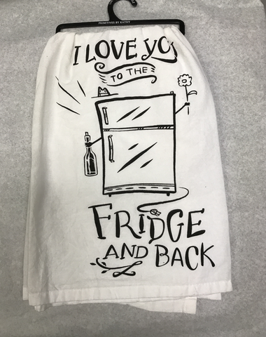 Fridge Towel
