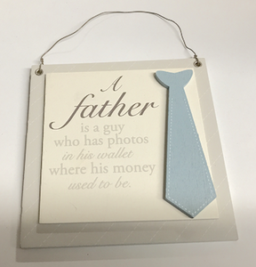 A Father Ornament