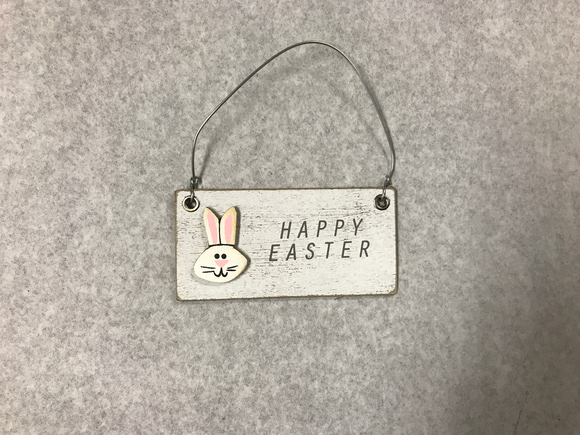 Mini Happy Easter Sign