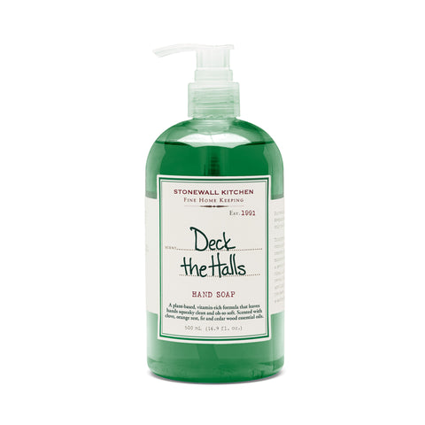 Deck The Halls Hand Soap