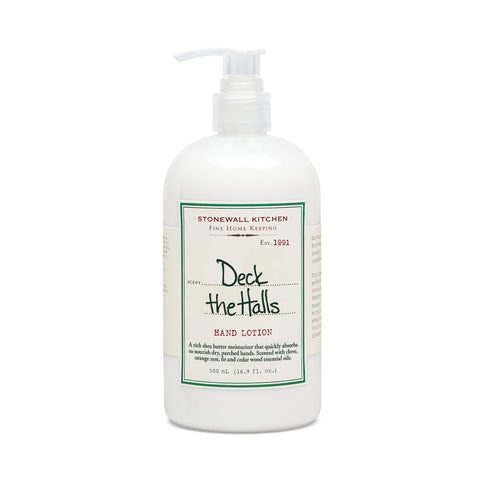 Deck The Halls Hand Lotion