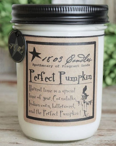 1803 Candle: Perfect Pumpkin