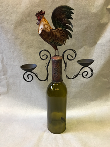 Rooster Wine Stopper