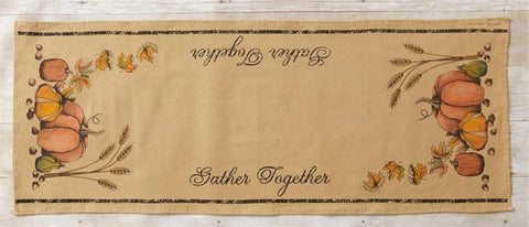 Table Runner - Gather Together