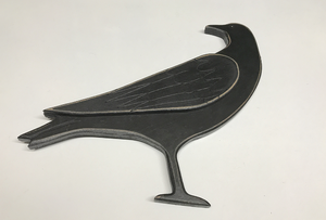 Crow Wall Hanger