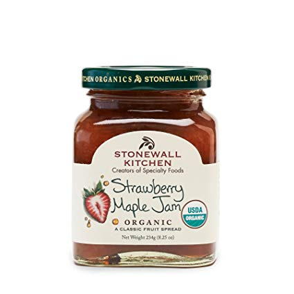 Strawberry Maple Jam