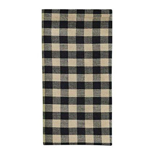 Country Black Napkin