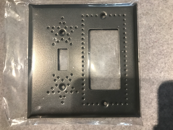 Switch Plate Star GFSS