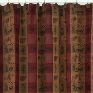 Shower Curtain High Country