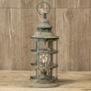 Blue Franklin Lantern