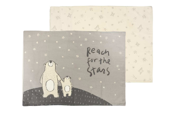 Reach Stars Pillowcase Set