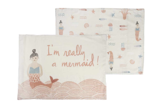 Mermaid Pillowcase Set