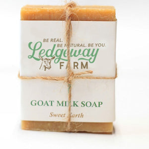 Sweet Earth Goat Milk Soap
