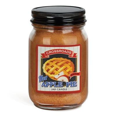 Hot Apple Pie - Pint Mason Jar