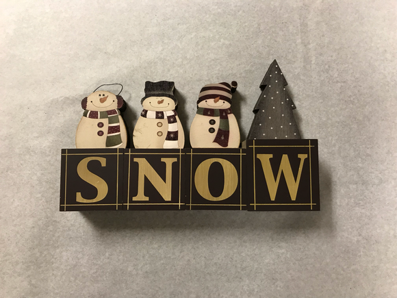 Snow Block Set